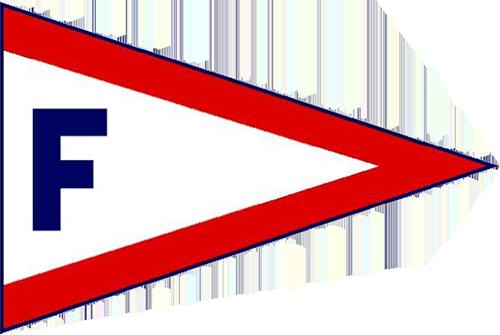 Florida Yacht Club Burgee