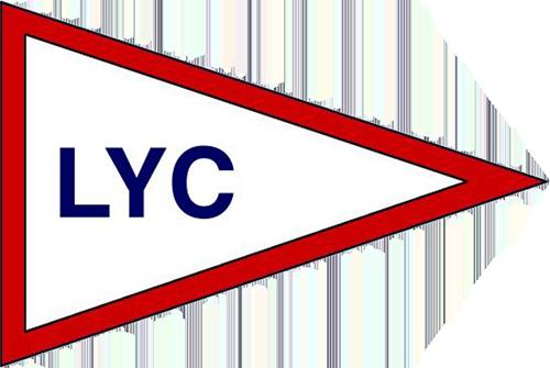 Lauderdale Yacht Club Burgee