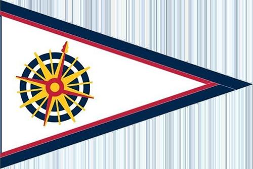 Pelican Island Yacht Club Burgee
