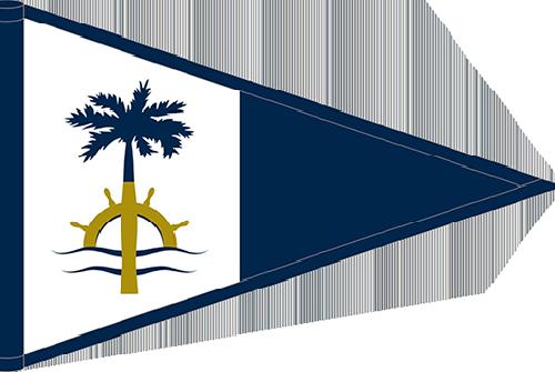 Royal Palm Yacht & Country Club Burgee