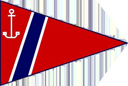 St. Petersburg Yacht Club Burgee